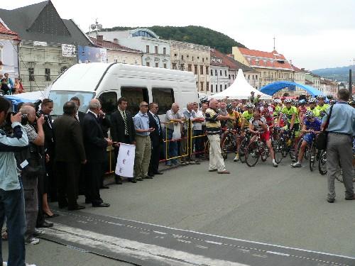 Okolo Slovenska odstartoval prezident SR