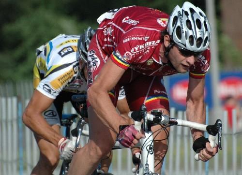 Martin Pečenka s náskokem jednoho okruhu zvítězil na VC Wurselen v Německu.