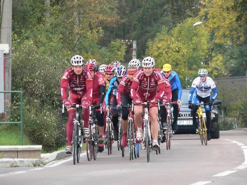Tour de Brdy - rozloučení se silničním kolem