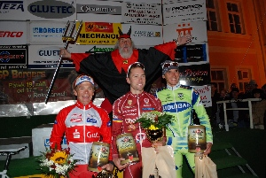 GP BORGERS pro Martina Hebíka, Roman Kreuziger třetí.