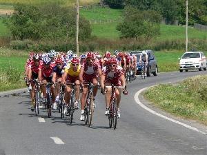 Martin Hebík vítězem královské etapy na Tour of Szeklerland