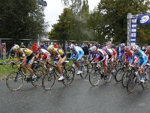 Cyklokros v Hlinsku
