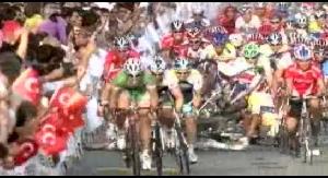 7.etapa Tour of Turkey André Schulze druhý, Martin Prázdnovský 12.