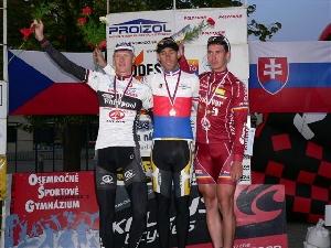 MR v časovce: Tomáš Okrouhlický bronzový, Ladislav Fabišovský na 4. místě!