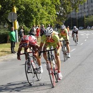 V úvodní etapě závodu Košice – Tatry – Košice Nebojsa Jovanovič na druhém místě.