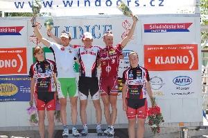 LIDICE: Tomáš Okrouhlický obsadil celkově 8. místo, Tomáš Hrubý 3.  v bodovací soutěži ve 4. etapě