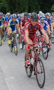 Richeze víťazom šiestej etapy Okolo Slovenska, v žltom naďalej Novikov