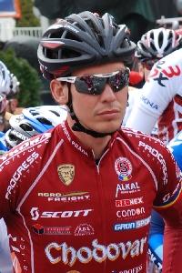 Tomáš Okrouhlický 6. v závodě 1.2. UCI Rutland-Melton Classic