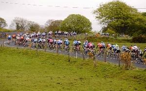 Irsko, An Post Rás: Hunal celkově na 14. místě