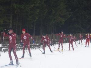 2. ročník Tříkrálového běhu na lyžích - Velká cena  Agro-Bio Rokycany