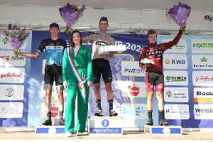 Sparťan Richard Habermann obsadil 3.místo na PWZ Zuidenveld Tour v Holandsku.