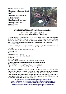 LETNÍ TÁBOR AC SPARTA PRAHA - CYCLING