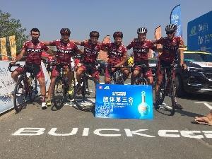 Tour of Poyang lake: František Honsa obsadil v celkové klasifikaci 7.místo a 3. nejlepší tým