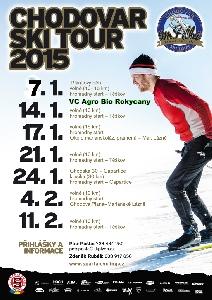 Velká cena  Agro Bio ROKYCANY - Tříkrálový běh na lyžích       již ve středu 7.1.2015