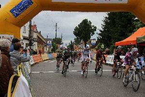 Baltyk - Krkonoše:Jan  Stohr spurtoval na 4. místě.