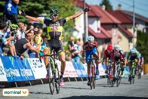 Jan Rajchart dojel druhý v etapě na Vysočina tour a Jan Ryba obsadil 5.místo v Bambergu