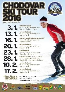 Chodovar Ski tour ve středu 20.1. v Těškově