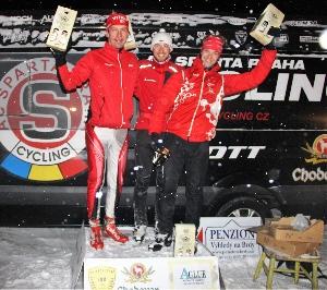 První díl Chodovar Ski Tour vyhrál Radek Bouchal opět před Ladislavem Provodem