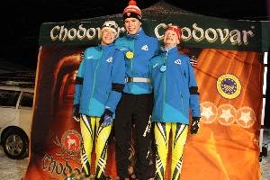 První díl Chodovar ski Tour vyhrál dorostenec Jan Hašek před loňským obhájcem Ladislavem Provodem