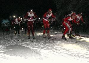 Chodovar Ski tour vyhrál Fabišovský před Provodem + výsledky