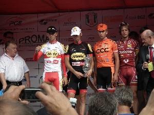 Pohár Karpatských Lázní Polsko, 1.2 UCI - 9.místo Jovanovic 11.místo T. Okrouhlický