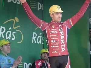 Martin Hunal v opět dresu nejlepšího vrchaře a celkově je na 7. místě