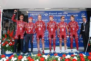 Rund um die Nürnberger Altstadt, 1.1 UCI