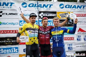 Sparťan Jan Ryba vyhrál GP Cube