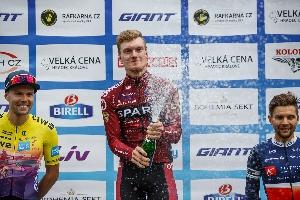 Sparťan Richard Habermann vyhrál GP Ráfkárna v Plzni