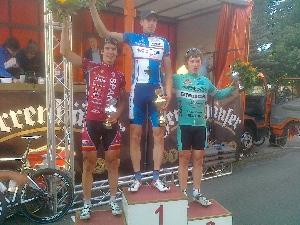 Tomáš Okrouhlický 2. místo v Hannoveru a 5. místo Rund um Nurnberger Atstadt,