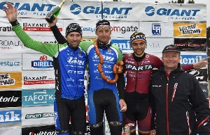 GP Baxant vyhrál Boubal, Sparťan Fiala dojel třetí