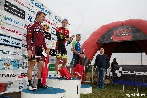 Tomáš Holub dojel druhý na GP New Corporation