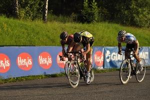Grand Prix GRÜNSPORT - Tomáš Holub těsně čtvrtý