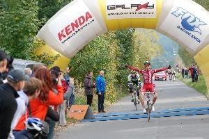 Sparťan Martin Hunal vyhrál Tour de Brdy - GP Kovovýroba Duo Dezort Strašice