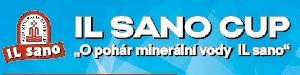 """,, IL Sano Cup """" – O pohár minerální vody  IL Sano - závody pro kadety a žáky"""