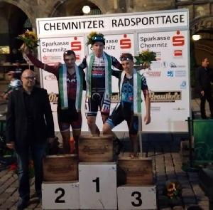 Sparťan Jan Ryba 2.místo v Chemnitz a 5 .místo na Int. mistrovství Dortmundu