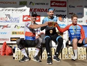 15.ročník Tour de Brdy vyhrál popáté Tomáš Kalojíros CAT Trenčín