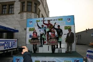 Radovan Doležel nejlepší v kategorii U23 na ČP Kyjově