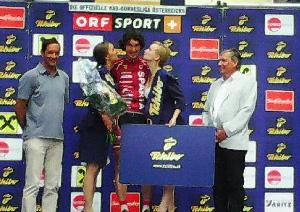 GP Judendorf - Tomáš Okrouhlický nejaktivnější závodník