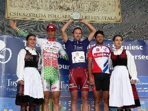 Martin Hebík celkovým vítězem  Tour of Szeklerland