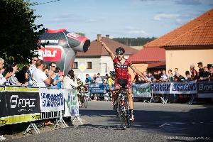 Sparťan Petr Fiala vyhrál finálový závod Českého poháru Trofej Rokycan