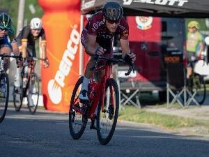 dráhové GP Citta di Pordenone :  Denis Rugovac obsadil v olympijském omniu skvělé třetí místo