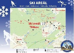 Ve Ski areálu Těškov a Strašice končí pěkná lyžařská sezóna...