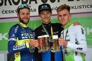 Škoda cup - Tour de Brdy vyhrál sólově Maciej Paterski z Polska