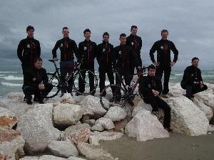 Sparta se vydala za jarními kilometry do Pescary v Itálii