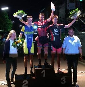 Tomáš Holub vyhrál BSR race v Breining u Aachenu