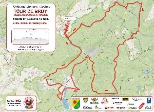Tour de Brdy přihlášky na  www.4timing.cz