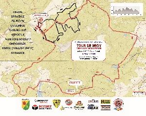 10. ročník TOUR de Brdy - Velká cena obce Strašice