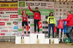 Tour de Brdy - VC Strašic vyhrál exprofi Michal Kollert před juniorem Martinem Volfem