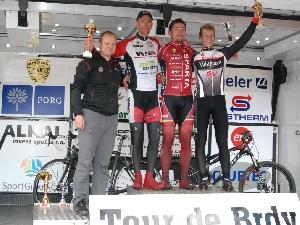 Tour de Brdy vyhrál s přehledem Rostislav Krotký AC SPARTA PRAHA